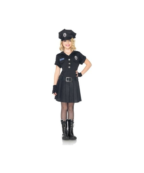 Playtime Police Kids Officer Costume