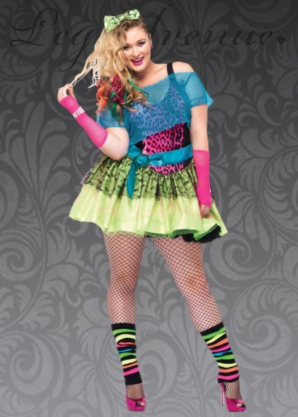 Plus Size 80s Costumes Related Keywords & Suggestions