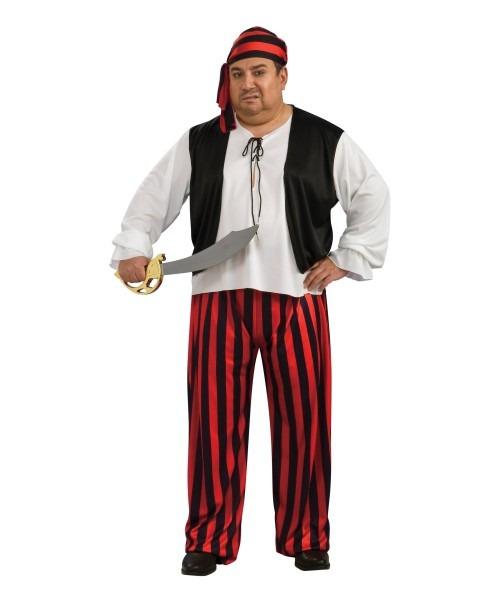 Plus Size Pirate Costumes