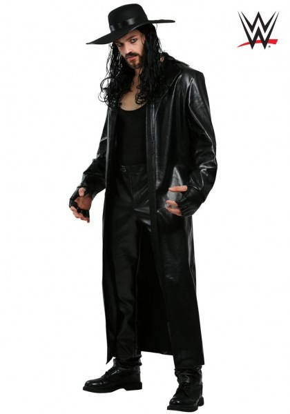 Plus Size Wwe Undertaker Costumeoween Excelent Big And Tall