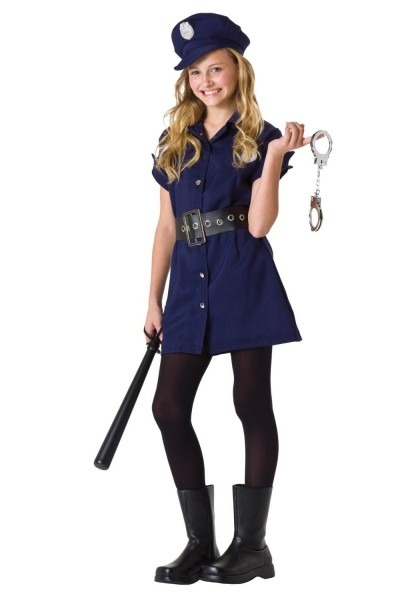 Police Officer Costumes (for Men, Women, Kids) Parties, Cop Girl