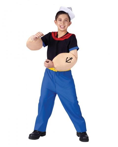 Original Popeye Child Costume M