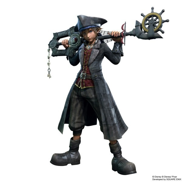 Check Out Sora In Their Pirates Of The Caribbean Outfits   Gaming