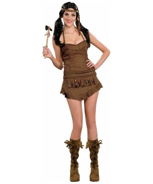 Native American Princess Sexy Costume
