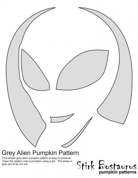 40+ Free Halloween Pumpkin Carving Patterns, Stencils For You