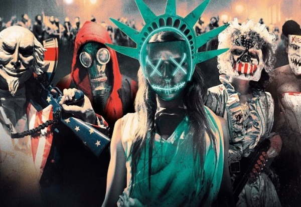 The First Purge' Is Satisfying And Cathartic, Just As Black Horror