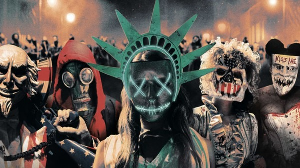 The Fourth 'purge' Movie Will Feature A Mostly Black Cast