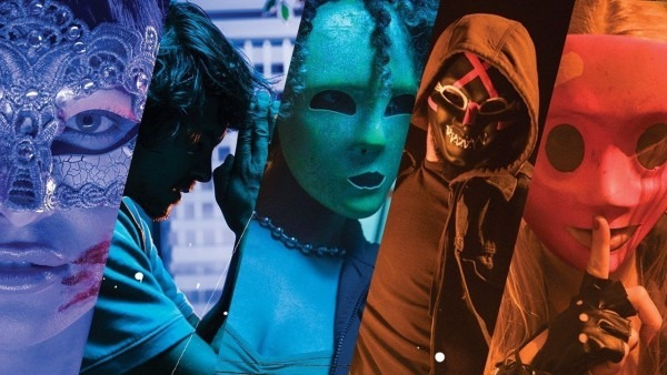 The Purge Tv Series Costumes Bring Diy Horror To Life