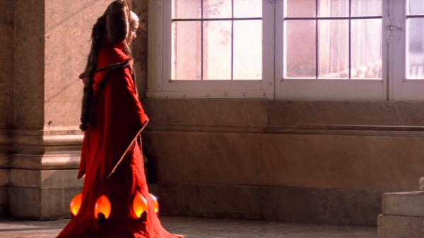 Force Of Fashion  Queen Amidala's Throne Room Ensemble