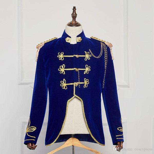 2019 Hot Sale 2016 Medieval Renaissance Europe Palace Prince Suits