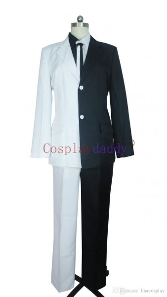 Batman Costume Two Face Man Suit Uniform Cosplay M002 Canada 2019