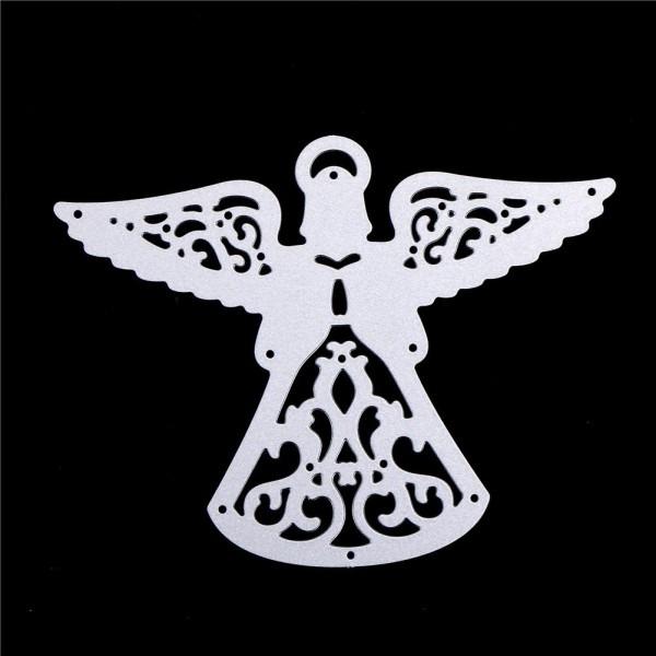 2019 Diy Metal Fairy Angel Wings Dies Cutting Decorate