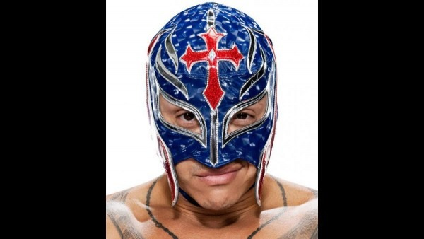 The Many Faces Of Rey Mysterio  Photos