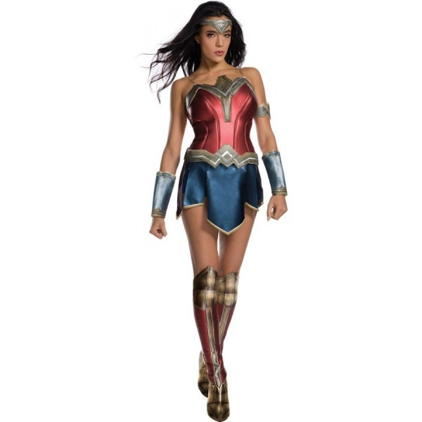 Wonder Woman Womens Secret Wishes Movie Costume