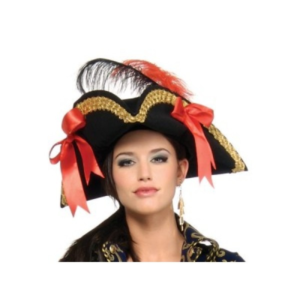 Velvet Pirate Hat – Beauty And The Beast Costumes, Chattanooga