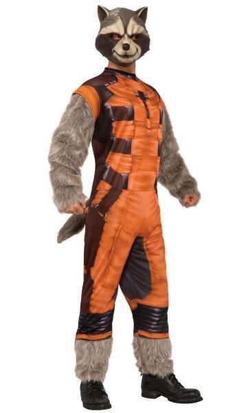 Rocket The Raccoon Costume