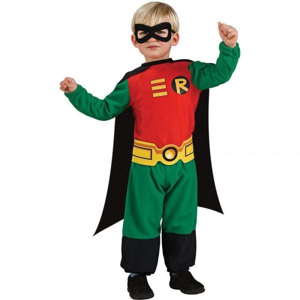 Rubie's Costumes Teen Titan Robin Infant Toddler Costume