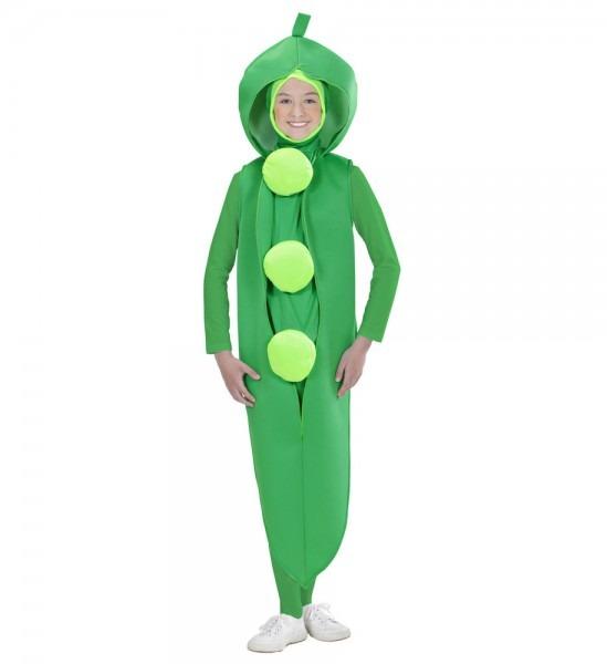 Pea Costume Pea In Pod Kids Child's Fancy Dress Veggie Boy Girl