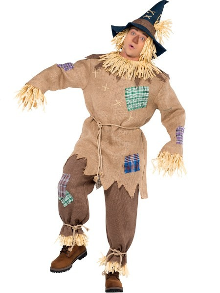 Scarecrow Costumes For Adults – Inglisyankeetown Org