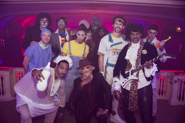 Lebron And The Cavaliers Go All Out For Halloween