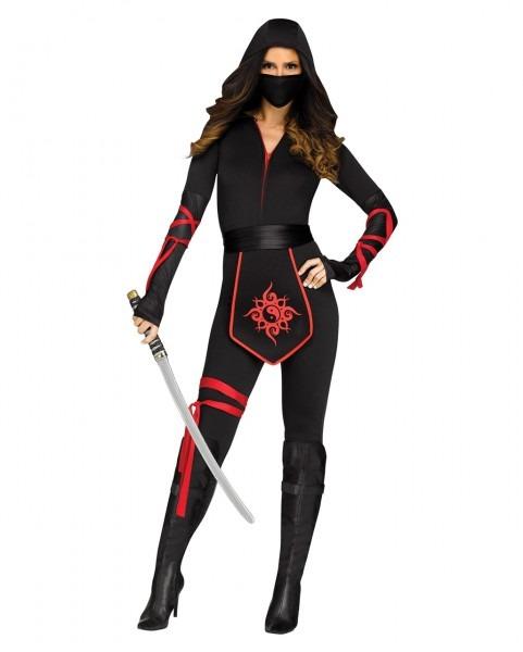 Ninja Halloween Costumes   14 Fantastic Ninja Halloween Costume
