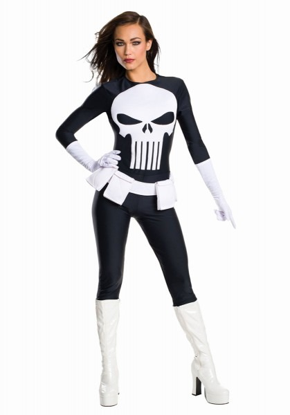 Sexy Ref Costume Best Of Y Punisher Costume Adult Women