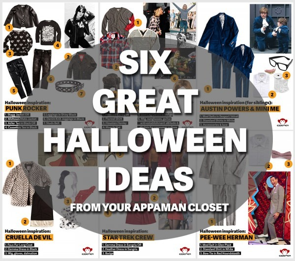It's Here  Appaman's Halloween Costume Guide