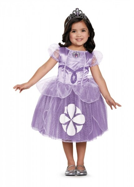 Sofia The First Toddler Girls Costume