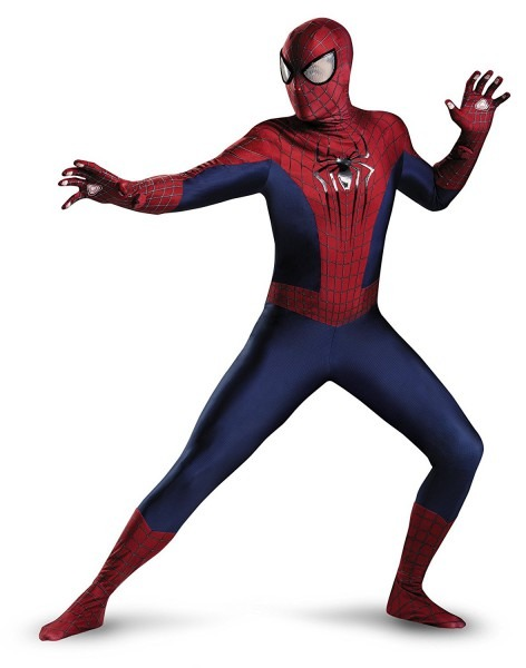 Spiderman Costume – Shopping Mall