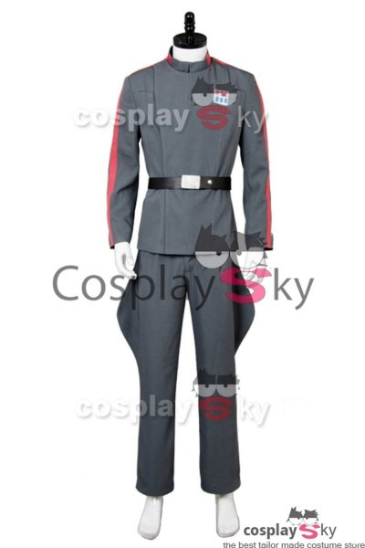 Star Wars Imperial 181st Tie Fighter Wing Pilot Officer Uniform