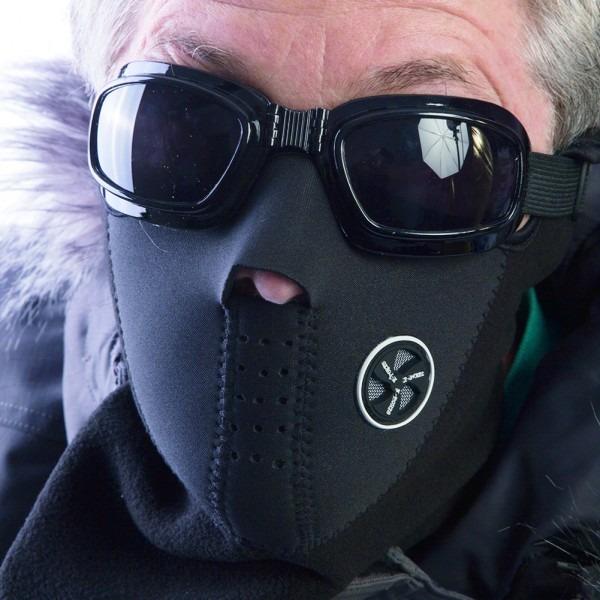 Super Villain Mask & Glasses