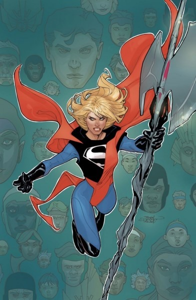 Dc Comics Gives Supergirl A Brand