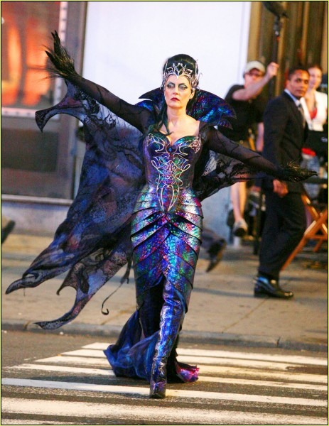 Movie Costume Lovers — Queen Narissa Costume From Enchanted