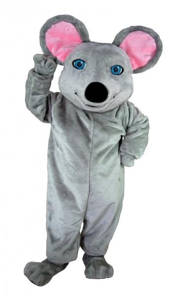 Buy Grey Mouse Mascot Mice Costume T0069 Mask Us From Costume