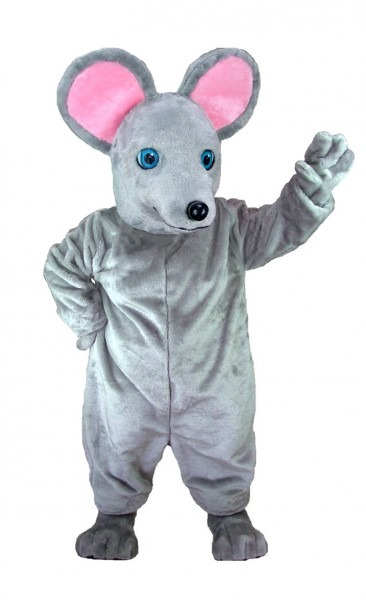 Buy Mouse Mascot Grey Mice Costume T0070 Mask Us From Costume