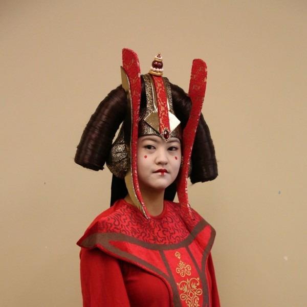 Queen Amidala (diy Headpiece)