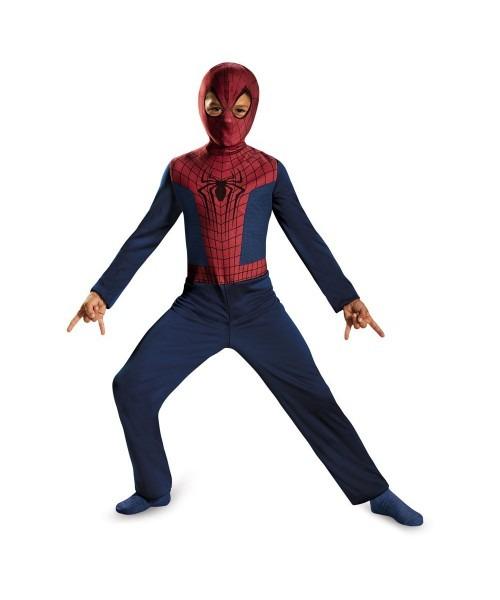 The Amazing Spider Man 2 Economy Line Boys Costume