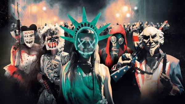 The Purge Franchise Has No Signs Of Slowing Down With An Upcoming
