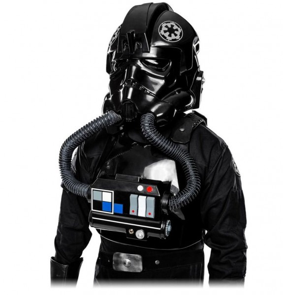 Dress To Impress As A Tie Fighter Pilot Or Imperial Officer