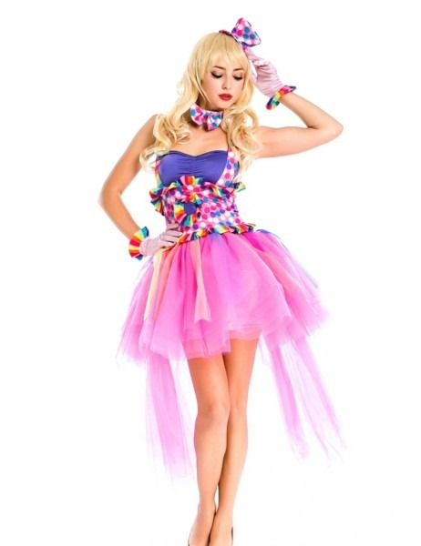Titivate Fairy Girls Barbie Cosplay Uniform Women Sexy Costumes