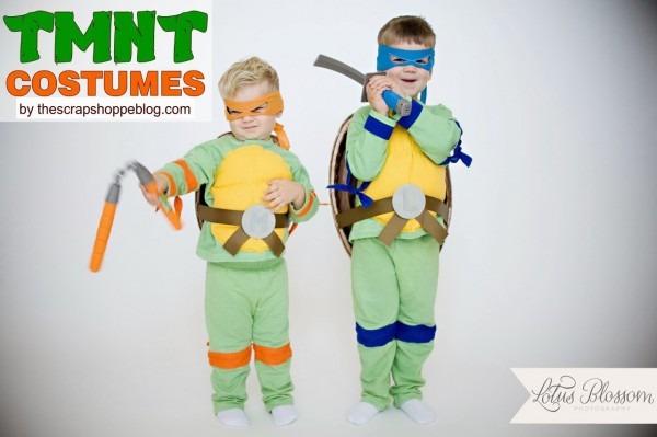 Teenage Mutant Ninja Turtle Costumes (tmnt)