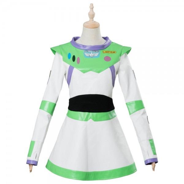 Toy Story Cosplay Costume Buzz Lightyear Costume Adult Women Girls