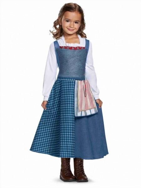 Princess Belle Costume Child