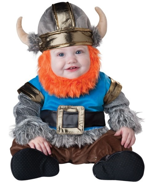 Viking Baby Pirate Costume