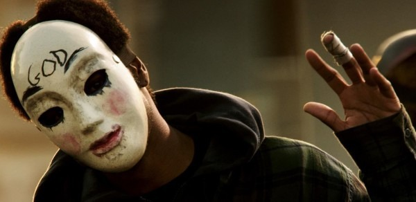 Warning  The Purge Is Coming This Halloween (diy Makeup Masks For