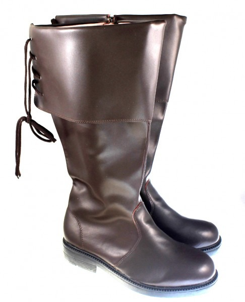 Renaissance Pirate Boots