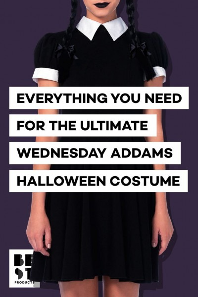 14 Best Wednesday Addams Costume Ideas For 2018