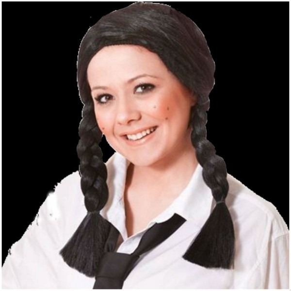 Wednesday Addams Wig · Mad About Horror
