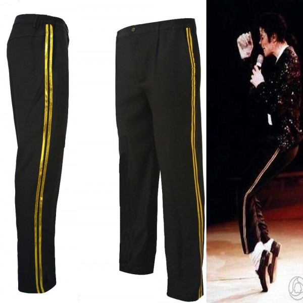 2019 Wholesale Mj Michael Jackson Black Billie Jean Entertainers