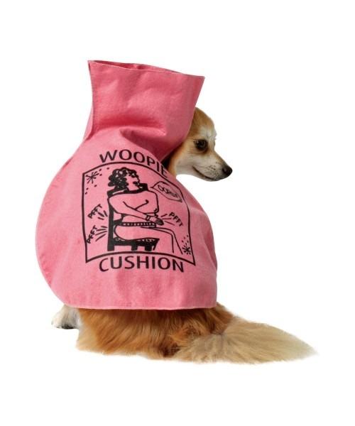 Whoopie Cushion Pet Costume